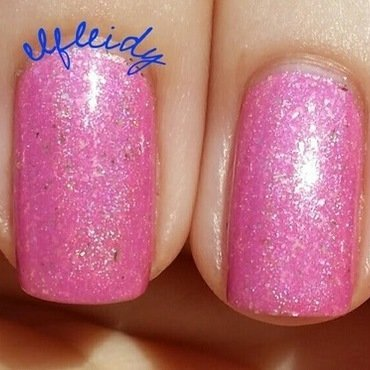 Cupcake Polish Cheers to 3 Years! Swatch by Jenette Maitland-Tomblin