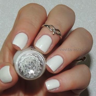 O.P.I. Milk Bottle NL 667 Swatch by Ka'Nails
