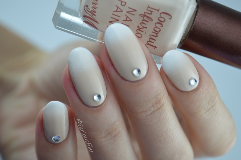31 Day Challenge: Delicate Gradient nail art by Furious Filer