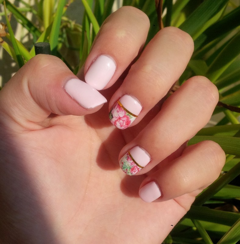 A Ted Baker Purse nail art by PastelClouds