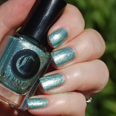 Cirque Sencha Swatch by Dorothy NailAssay