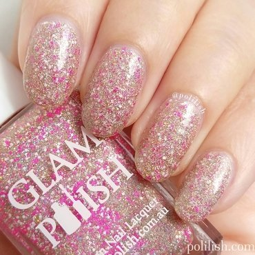 Glam Polish Lanikai Dreaming Swatch by polilish