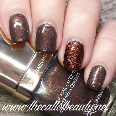 Nail 20art 20of 20the 20day 20  20bronze 20accent 20for 20day17 20glitter 20 2331dc2016 20 24  20wmm thumb370f