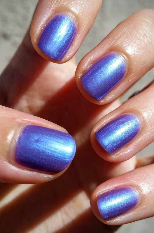 Sally hansen virtual violet swatch by hermine nailpolis museum sally hansen virtual violet swatch prinsesfo Image collections