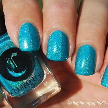 Cirque cerillos Swatch by Hana K.