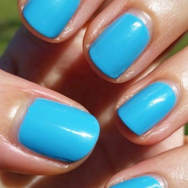China Glaze UV Meant to be Swatch by Hermine