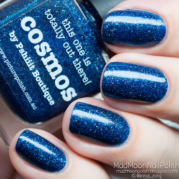 piCture pOlish Cosmos Swatch by Irina Zorg