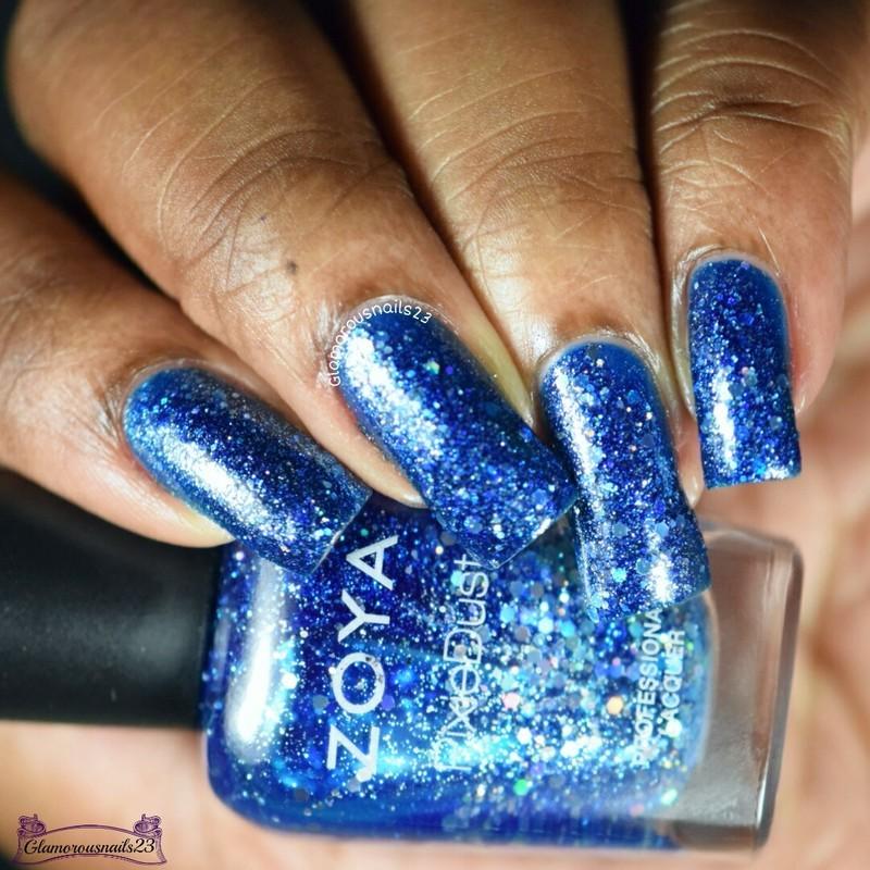 Zoya Nori Swatch by glamorousnails23