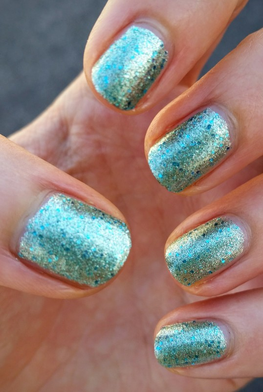 Urban Outfitters Sea Dust Swatch by Hermine