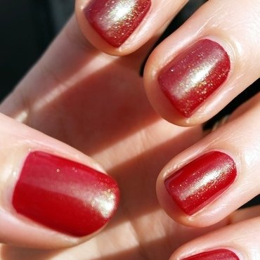 Cult Nails Two Timer and Sally Hansen Out for Oxblood Swatch by Hermine