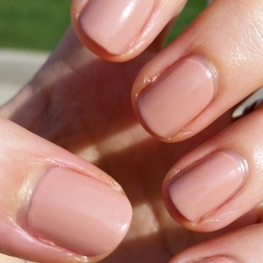 Sally Hansen Bare It All Swatch by Hermine