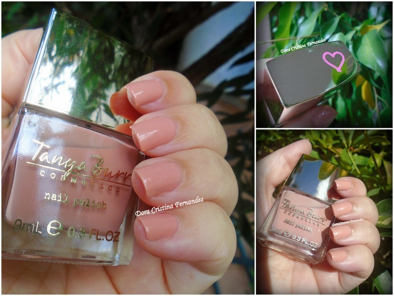 Tanya Burr Peaches & Cream Swatch by Dora Cristina Fernandes