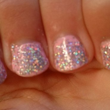 Old Holo Nails nail art by Simply_Holo