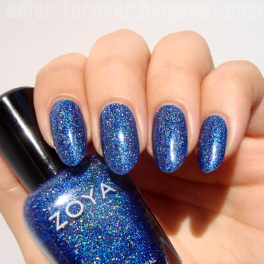 Zoya Dream Swatch by ania