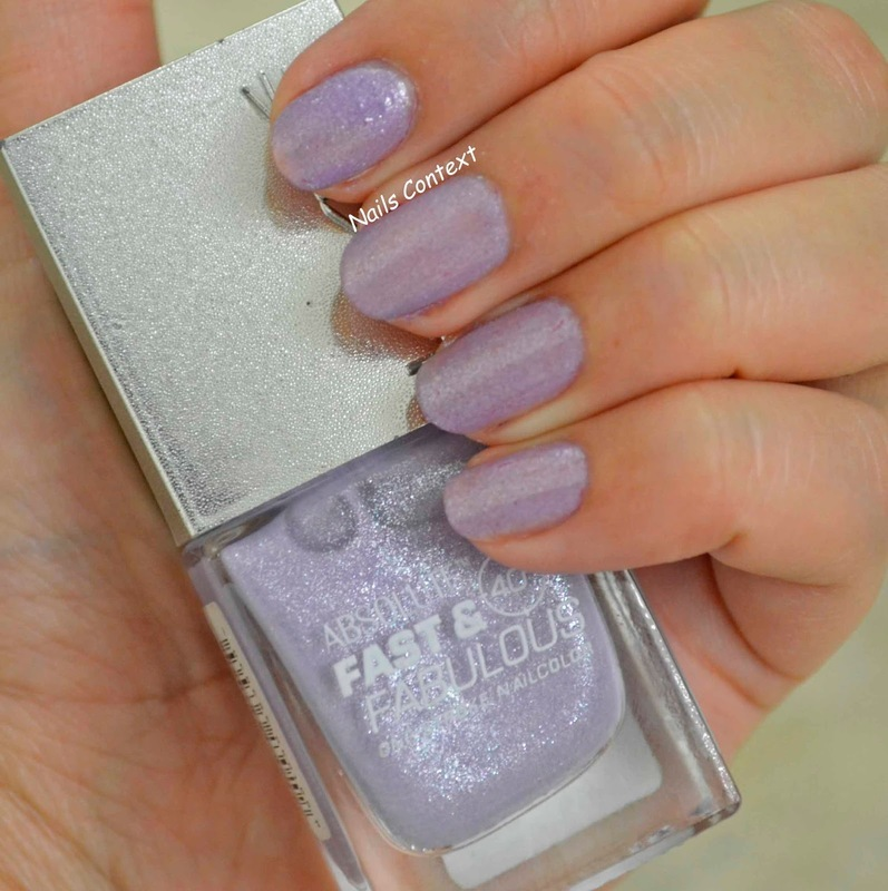 Lakme Purple Plunge Swatch by NailsContext