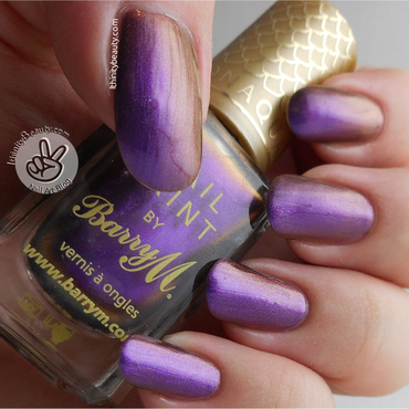 Barry M Persian Swatch by Ithfifi Williams