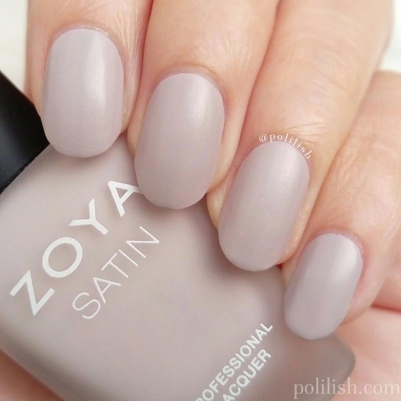 Zoya Leah Swatch by polilish