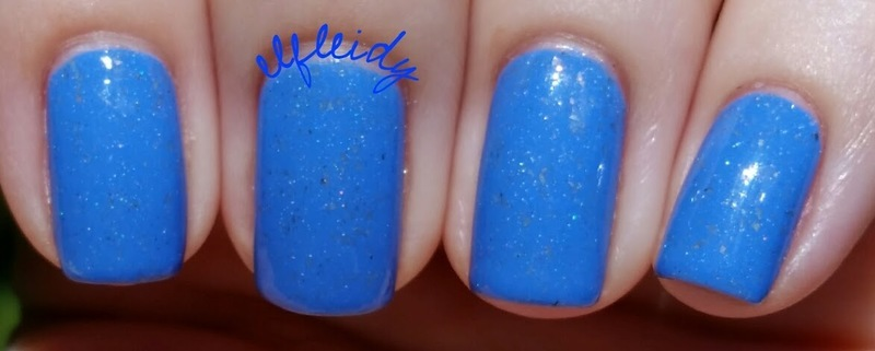 Potion Polish Liberty Swatch by Jenette Maitland-Tomblin