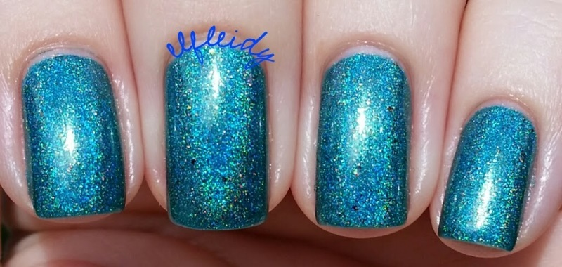 Emily De Molly Warm Seas Rising Swatch by Jenette Maitland-Tomblin