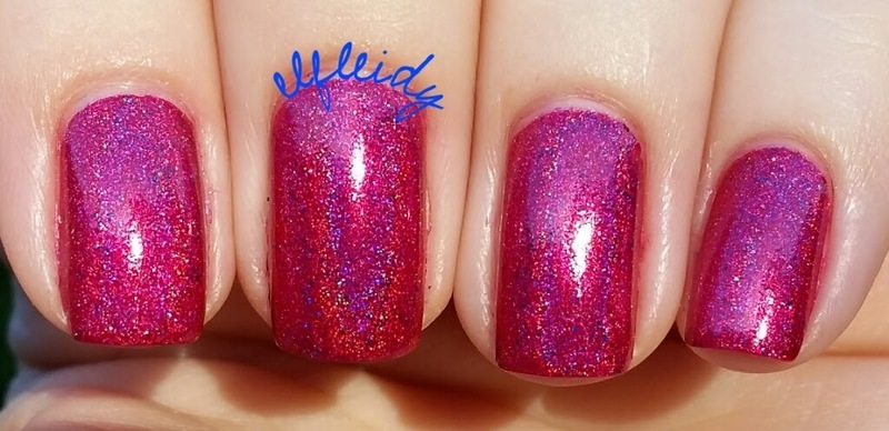 Different Dimension Montego Red Swatch by Jenette Maitland-Tomblin
