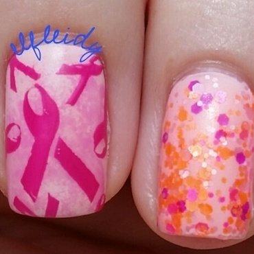 BCA mani nail art by Jenette Maitland-Tomblin