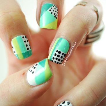 Mint 20geometric 20nails 201 thumb370f