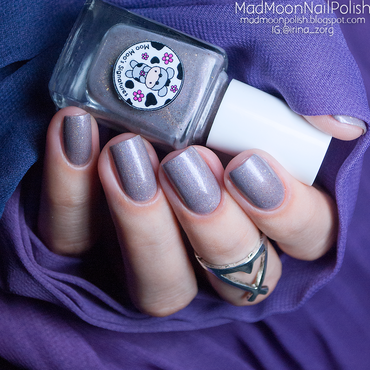 Moo Moo's Signatures Dewberry Loves You (LE) Swatch by Irina Zorg