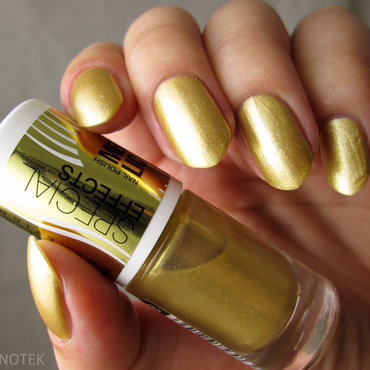 Eveline Special Effects Metallic 148 Swatch by Yenotek