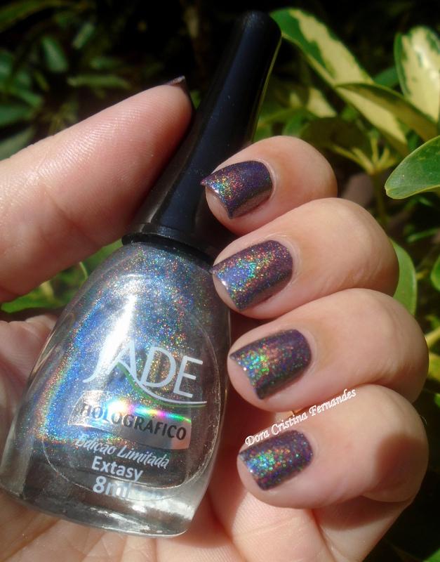 Extasy nail art by Dora Cristina Fernandes