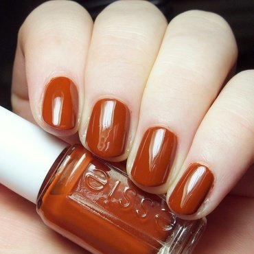 Essie playing koi Swatch by nailicious_1