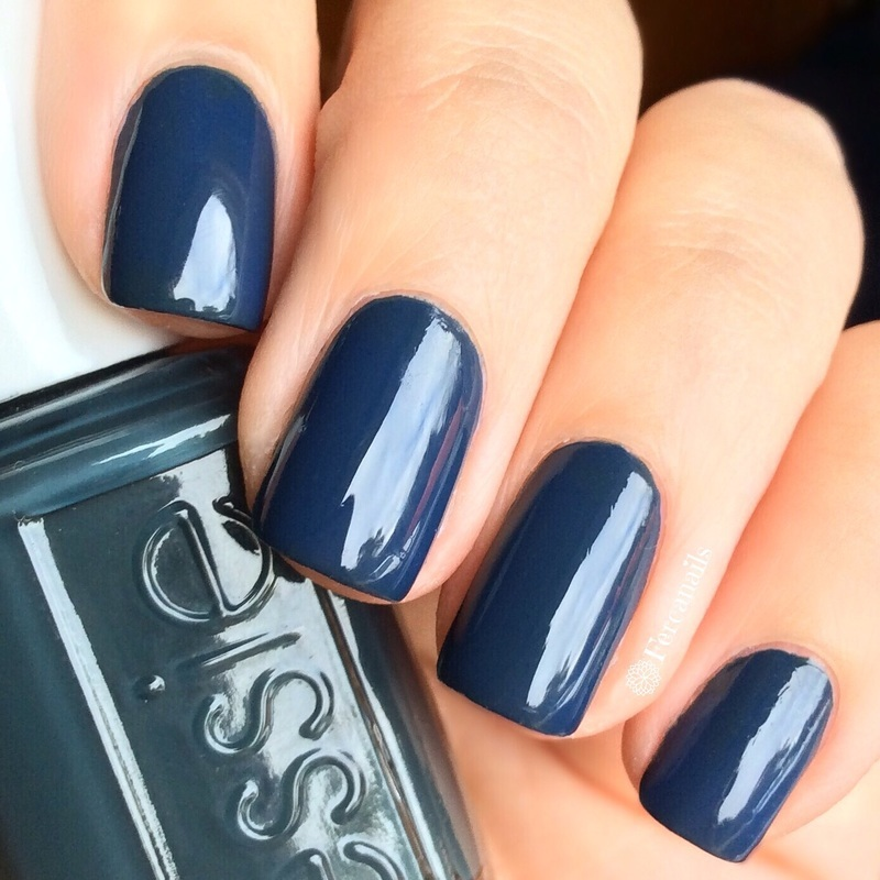 Seche Seche Vite and Essie The Perfect Cover Up Swatch by Fercanails