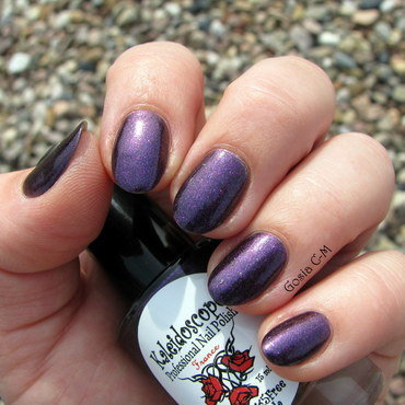 Kaleidoscope Night Dreams 01 Aries Swatch by Nail Crazinesss