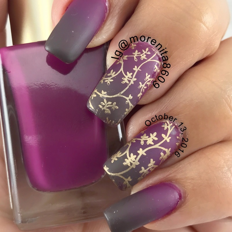 BeautiFALL Nail Design  nail art by Morenita  Morena
