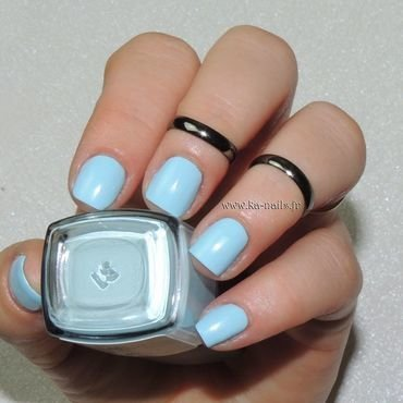 LM Cosmetic Bleu Ciel N°5 Swatch by Ka'Nails