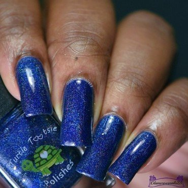 Turtle Tootsie Polishes Fall Majesty Swatch by glamorousnails23