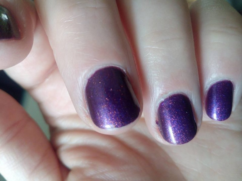MaXfactor Fantasy Fire and Polish Me Silly Guilty pleasure Swatch by Stephanie