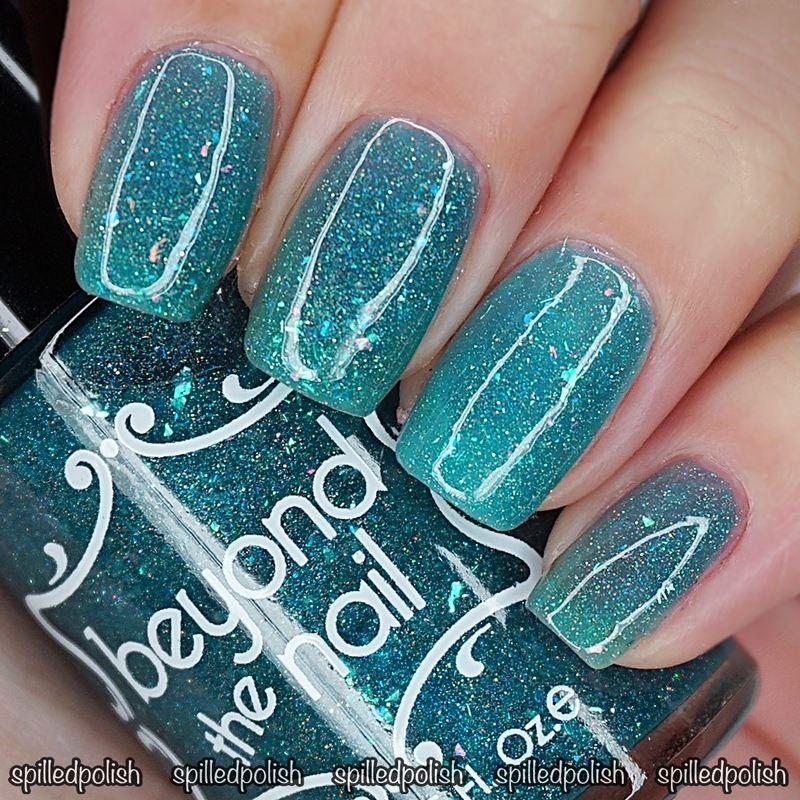 Beyond The Nail Oh, Snap Swatch by Maddy S