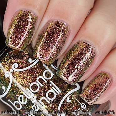 Beyond The Nail Son of a Gun Swatch by Maddy S