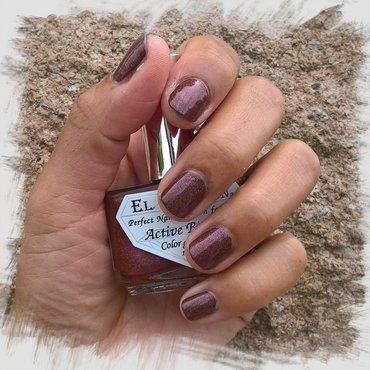 El Corazon Active Bio-gel 423/25 Prisma Swatch by Avesur Europa