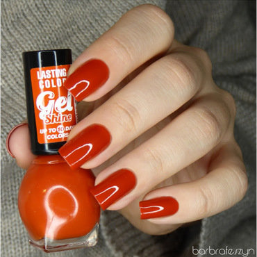 Miss Sporty Gel Shine 561 Swatch by barbrafeszyn