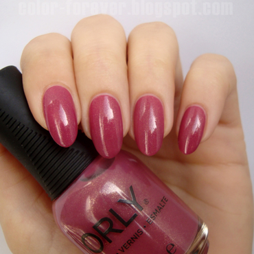 Orly Hillside Hideout Swatch by ania