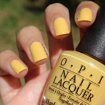 OPI Never a Dulles Moment Swatch by Monica