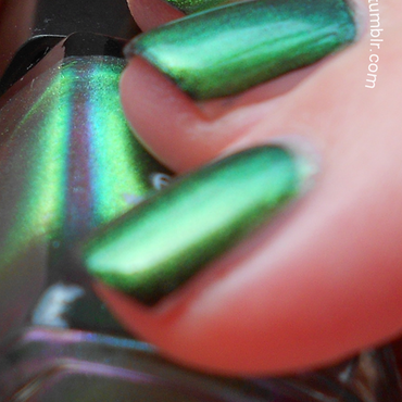 Born Pretty Chameleon 215 Swatch by Raindrop