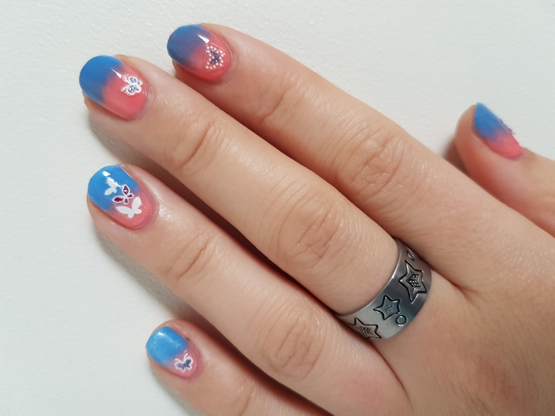 Looking forward to summer nail art by TheSailorWoman