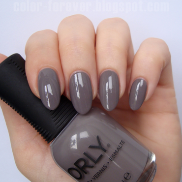 Orly Mansion Lane Swatch by ania