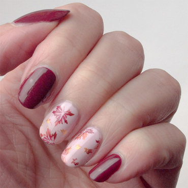 Untrieds for fall nail art by What's on my nails today?