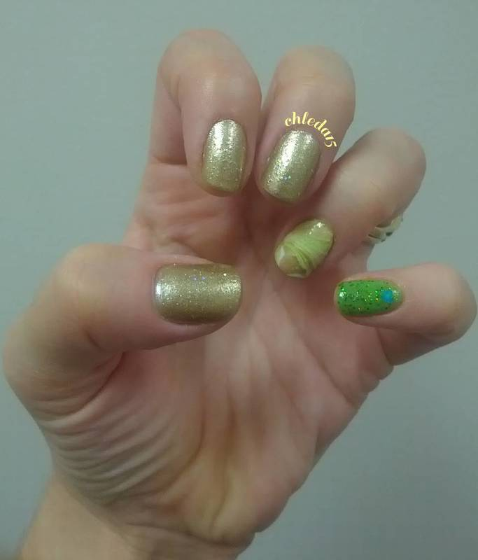 Tequila nail art by chleda15