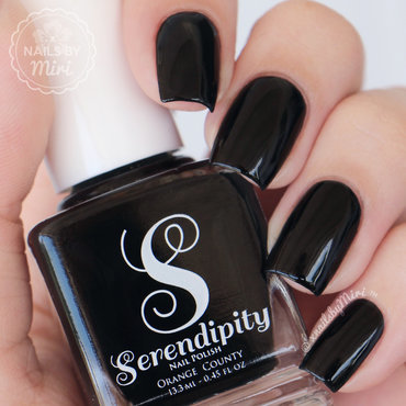 Serendipity Building My Empire Swatch by xNailsByMiri