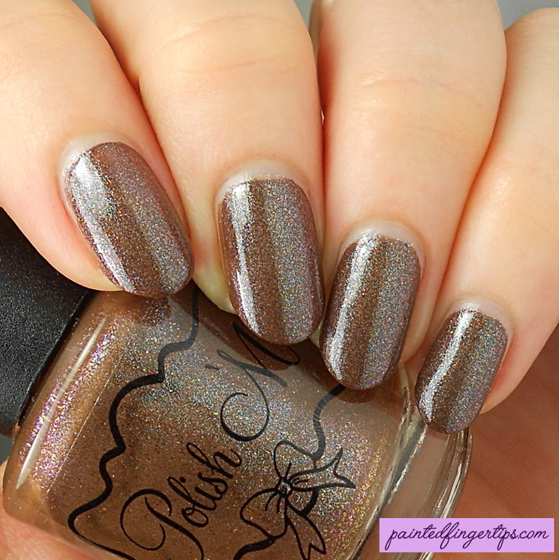 Polish 'M Hay There! Swatch by Kerry_Fingertips