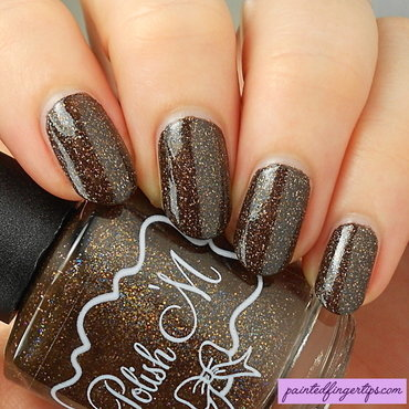 Polish 'M Woodland Stroll Swatch by Kerry_Fingertips